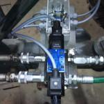 Hydrauliek en stekkerbox